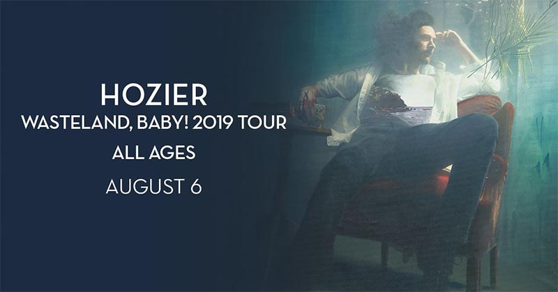 Hozier Caesars Windsor Concert