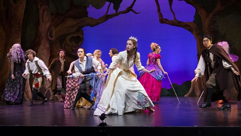 St. Clair College's Into The Woods Kills Myth of Happily Ever After