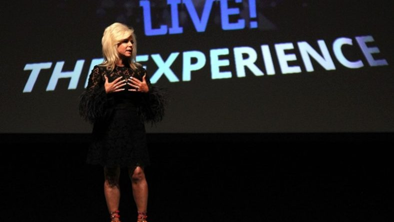 Long Island Medium Theresa Caputo Connects Audience at Caesars Windsor