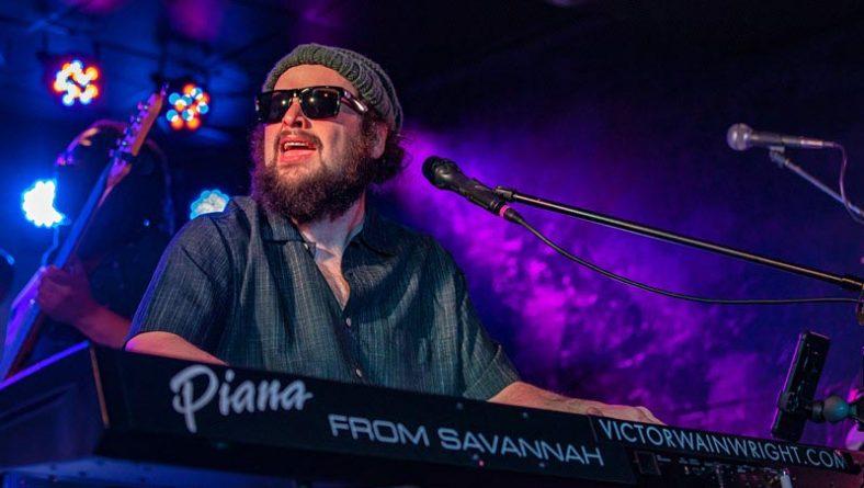 Victor Wainwright The Piana From Savannah Thrilled At Rockstar Windsor