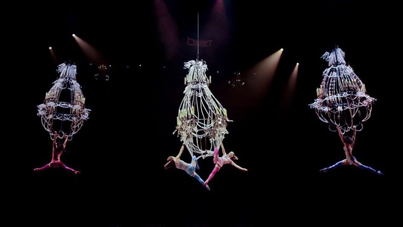 Review: Cirque du Soleil's Corteo Brings Unbridled Flying Magic to Windsor