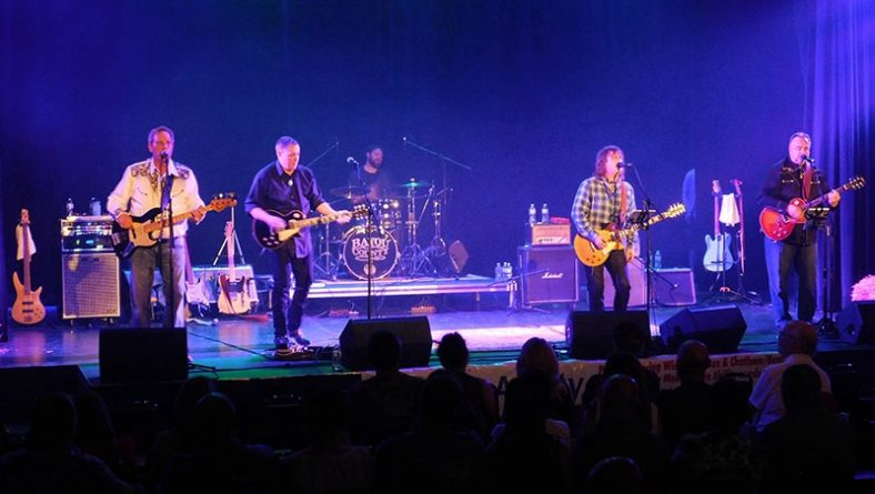Bayou County CCR Tribute Rocks Olde Walkerville Theatre Supporting Assisted Living