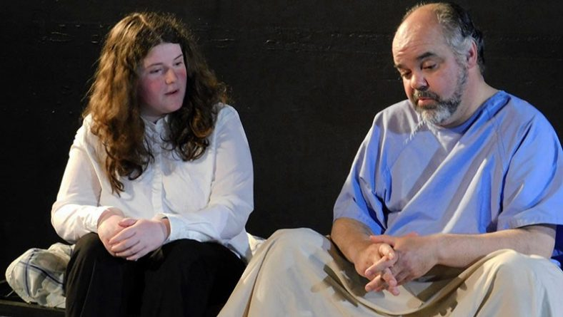 Smokers, A Poignantly Edgy Play, Excels at Windsor's Shadowbox Theatre