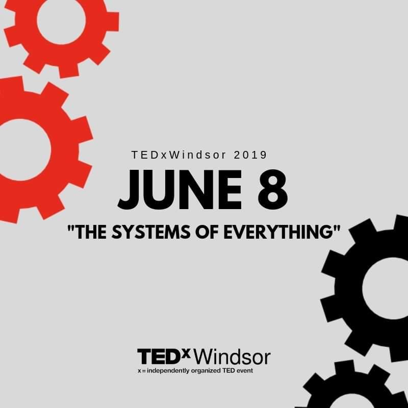 Tedx Windsor Poster