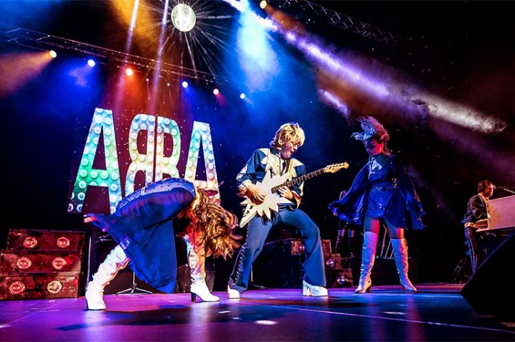 The ABBA Show's Flashback Rocks St. Clair College Centre for the Arts