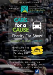 Cars For A Cause Poster