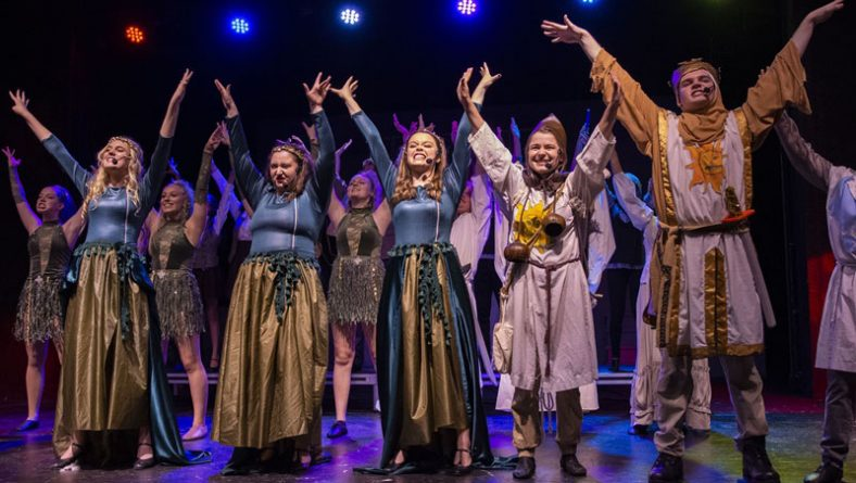 LAFA Youth Actors Taking Holy Grail to Edinburgh Fringe With Spamalot