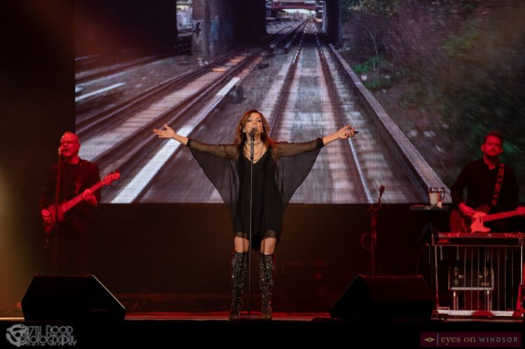 Martina McBride Brings Caesars Windsor Crowd A Case of the Feel Goods