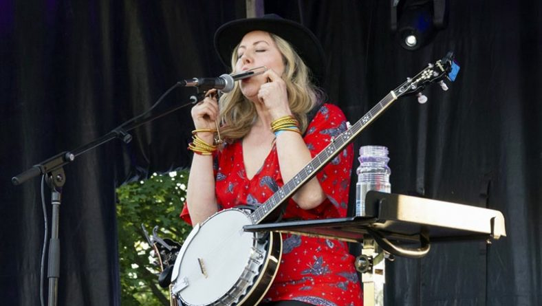T. Nile's Electro Pop Folk Fusion Thrilled Kingsville Folk Music Festival