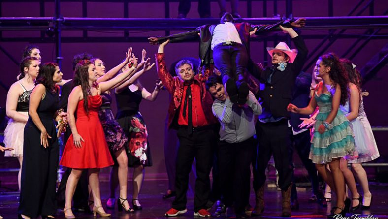 ACT Windsor's Footloose A Dramatic Toe-Tapping High Energy Hit