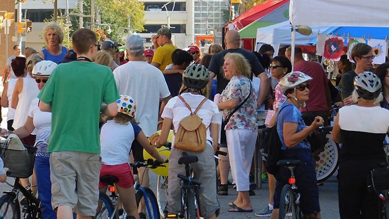 Open Streets Windsor Returned For A Fun Filled 4th Edition of Community Connection