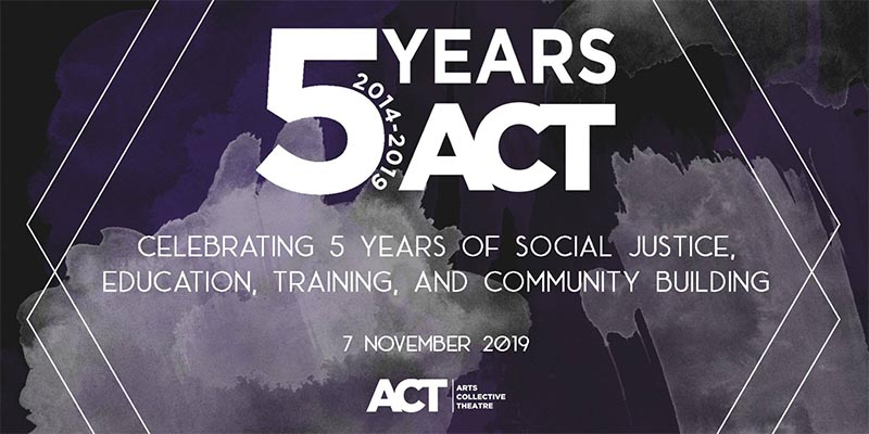 ACT Windsor 5 Years Aniiversary Event