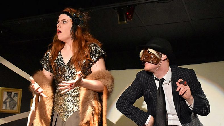 Review: Tall Tale Theatre's Commedia Noir Breaks The Mold with Great Success