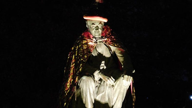 Greenfield Village is A Fantastic Place For Families to See the Sights of Hallowe'en