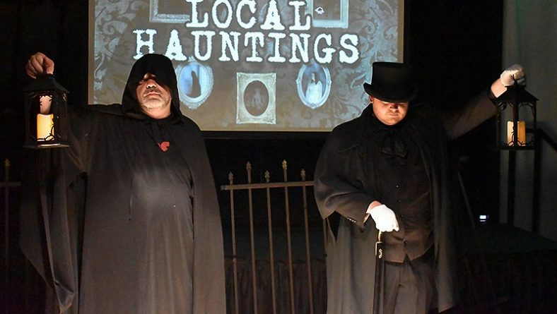 Local Hauntings Puts Halloween Spook Into Windsor Essex Ghost Stories