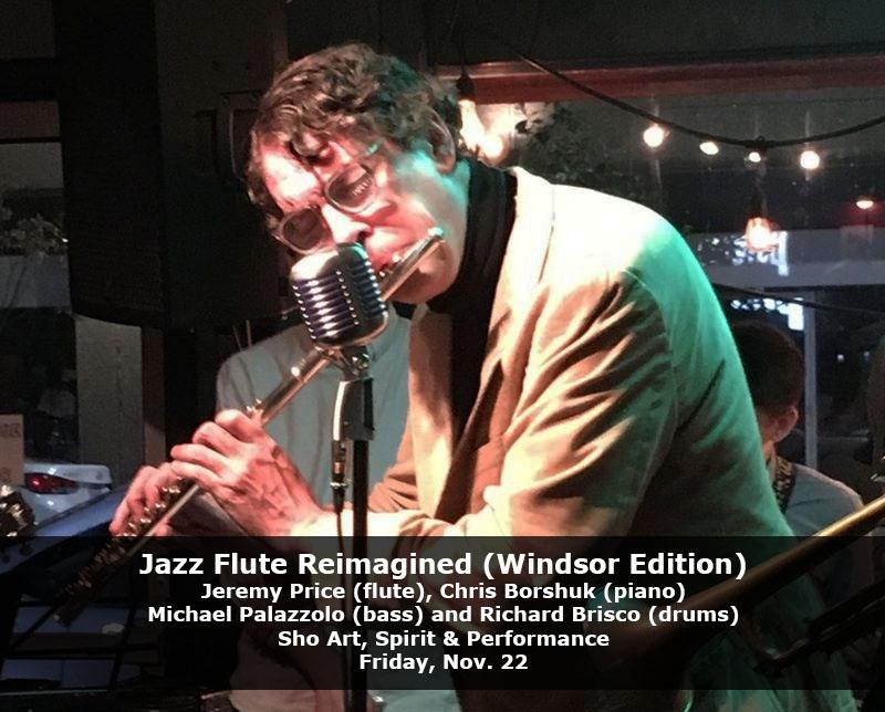 Jeremy Price, Jazz Flute Reimagined Windsor Edition