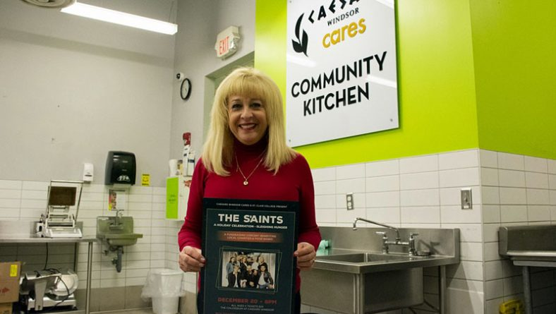 S'Aints Sleighing Hunger A Symphony of Nutrition For Food Banks