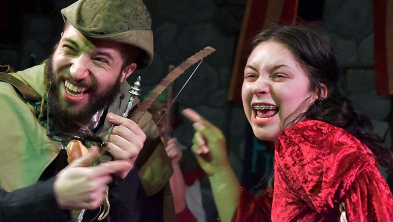 Kordazone Theatre's Robin Hood Holiday Panto A Non-Stop Laugh