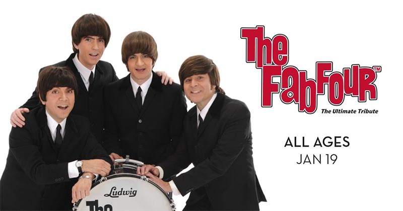 The Fab Four Beatles Tribute at Caesars Windsor