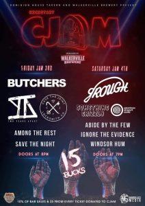 Kickstart CJAM Poster