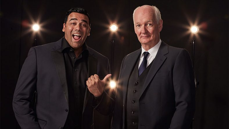 "Talking ""Hyprov"" With Colin Mochrie & Asad Mecci Ahead of Windsor Show"