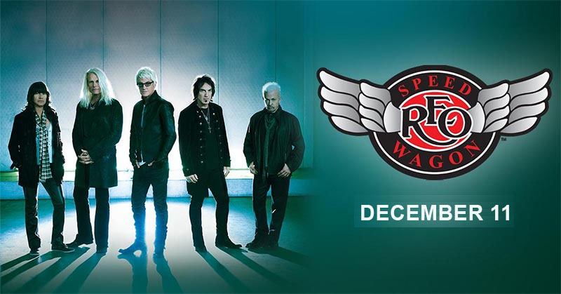 REO Speedwagon Caesars Windsor