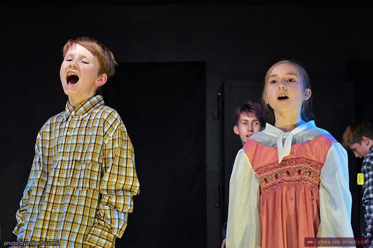 Revolution Youth Theatre's Musicals Highlights Windsor's Young Talent