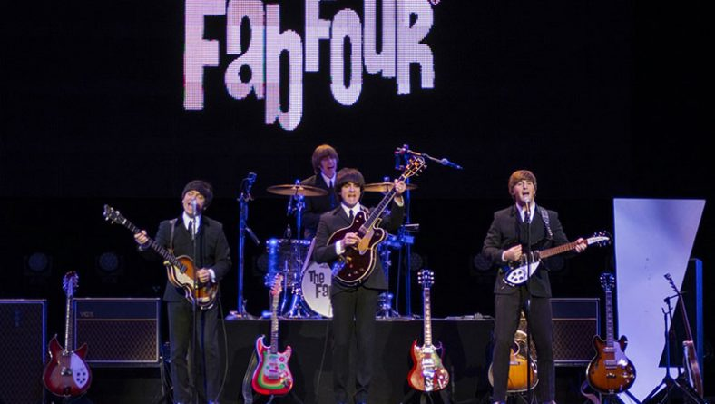 The Fab Four Flawlessly Brought Beatlemania Back To Fans at Caesars Windsor