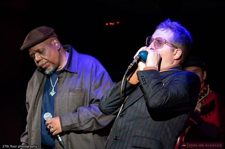 Cash Box Kings Unleash Regal Blues Upon Canada South Blues Society
