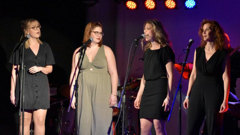 Broadway Bunch Deliver An Exceptional Night of Music Theatre Cabaret