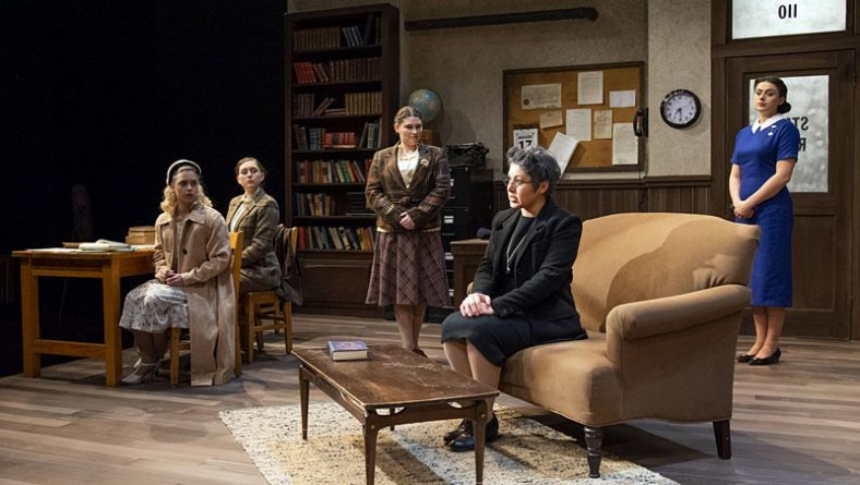 University Players Thrills With Morning Sacrifice, An Australian Period Melodrama