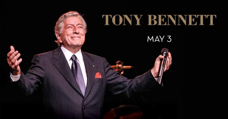 Tony Bennett Caesars Windsor