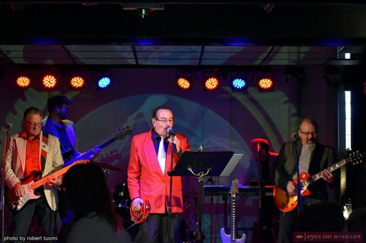 Doo Wop Heartbreakers Fill Rockstar Windsor With 1950s Rock N Roll