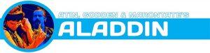 Korda Artistic Productions Holiday Panto Aladdin Poster