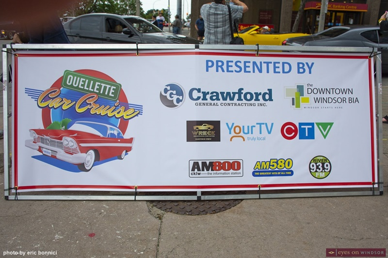 Ouellette Car Cruise Sponsors