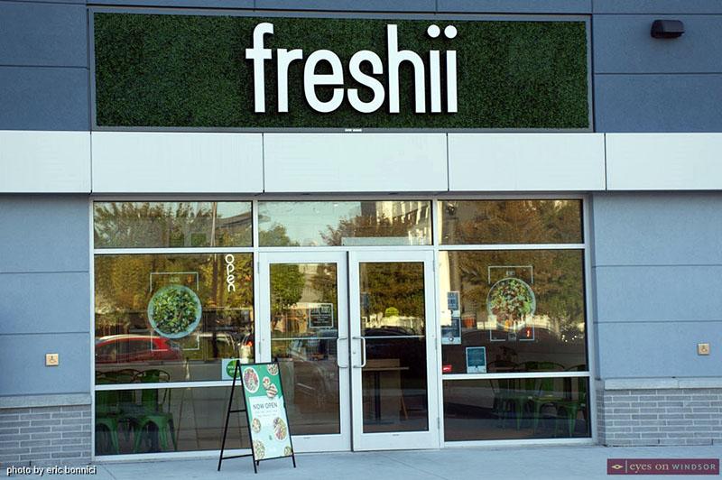 Freshii Tecumseh, ON