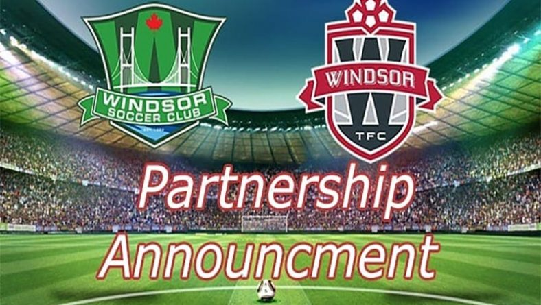 Windsor Soccer Club Joins Windsor TFC Becoming Windsor TFC Fury