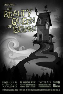 The Beauty Queen of Leenane Poster by Kris Simic
