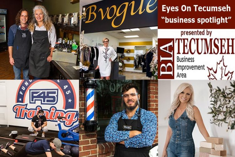 Eyes On Tecumseh: Business Spotlight on Fashion, Fitness, Barbers, Organic Olive Oils & Soaps