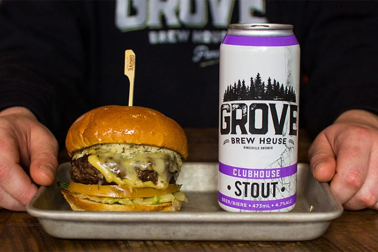 Grove Brew House Receives Feast On Designation For Sourcing Local