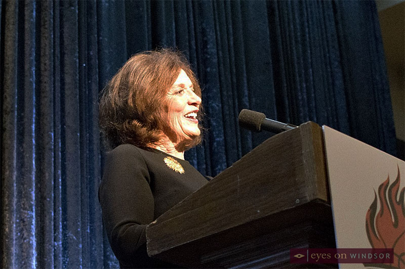 Stigma Enigma Guest Speaker Margaret Trudeau