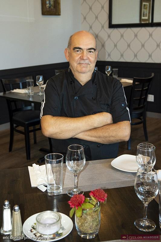 Saltimbocca Ristorante Italiano Chef Borg
