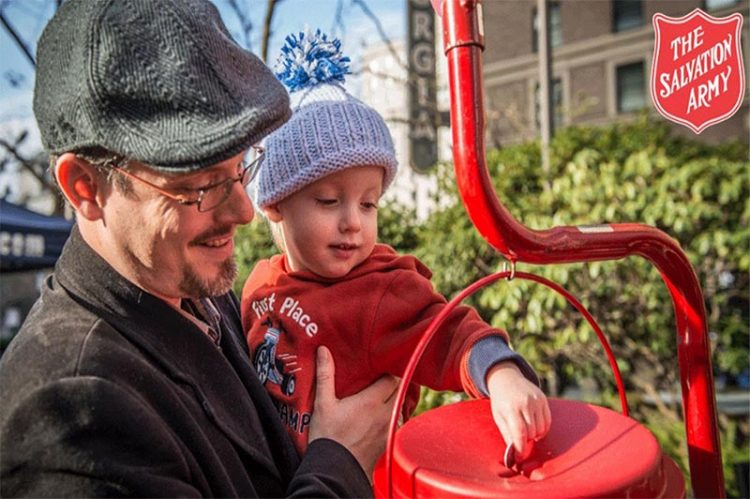 Salvation Army Windsor Christmas Kettle Campaign Kickoff To Go Virtual