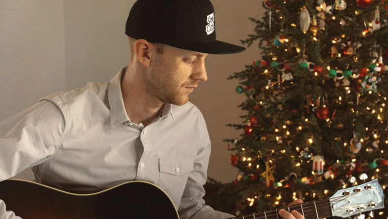 "Soul Brother Mike's New Single ""The Christmas Feeling"" Is About Caring & Sharing"