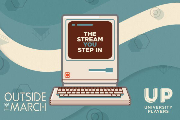 The Stream You Step In UP Windsor Poster