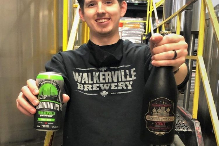 Walkerville Brewery and Kingsville Brewery Win Ontario Brewing Awards