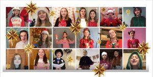 Jingle All The Way Virtual Concert