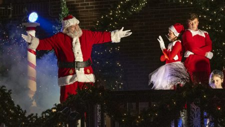 """Border City Dance Co. Brings """"The Spirit of Christmas"""" Drive-In Experience to Life"""