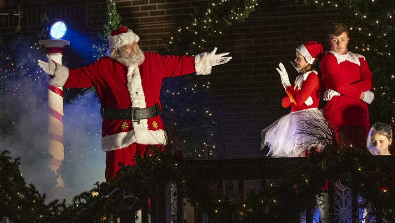 "Border City Dance Co. Brings ""The Spirit of Christmas"" Drive-In Experience to Life"