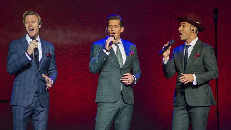 Despite Pandemic The Tenors Still Set To Thrill With Powerful Holiday Harmonies